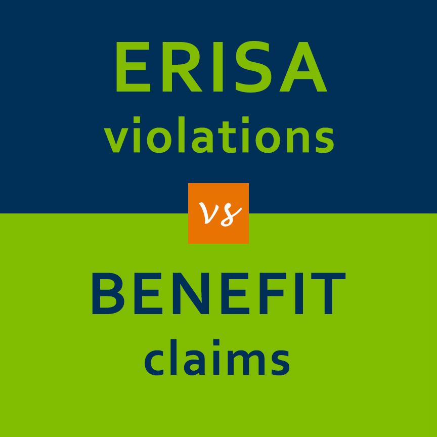 ERISA_Benefit_claims