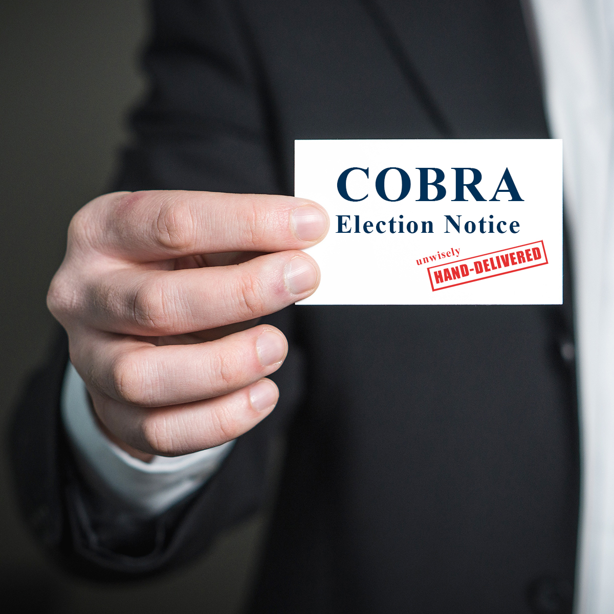 cobra-election-delivery