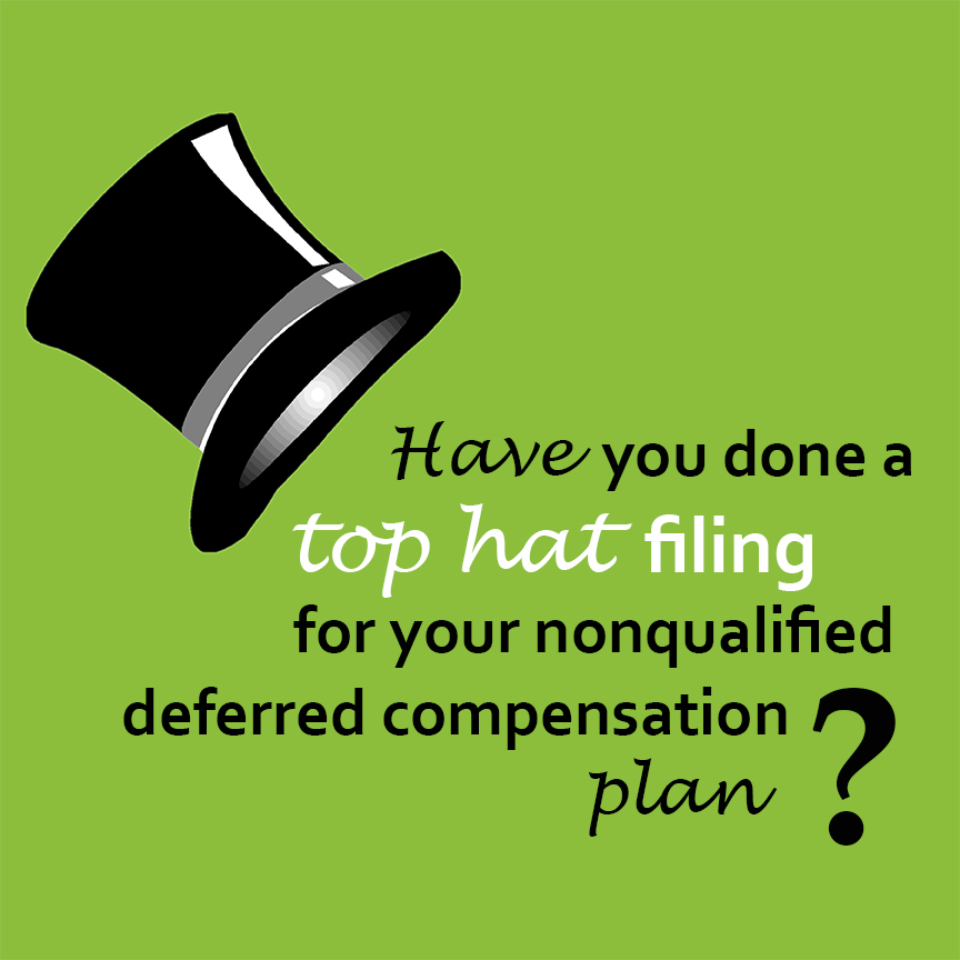 top_hat_filing_nonqualified_deferred_compensation_plan