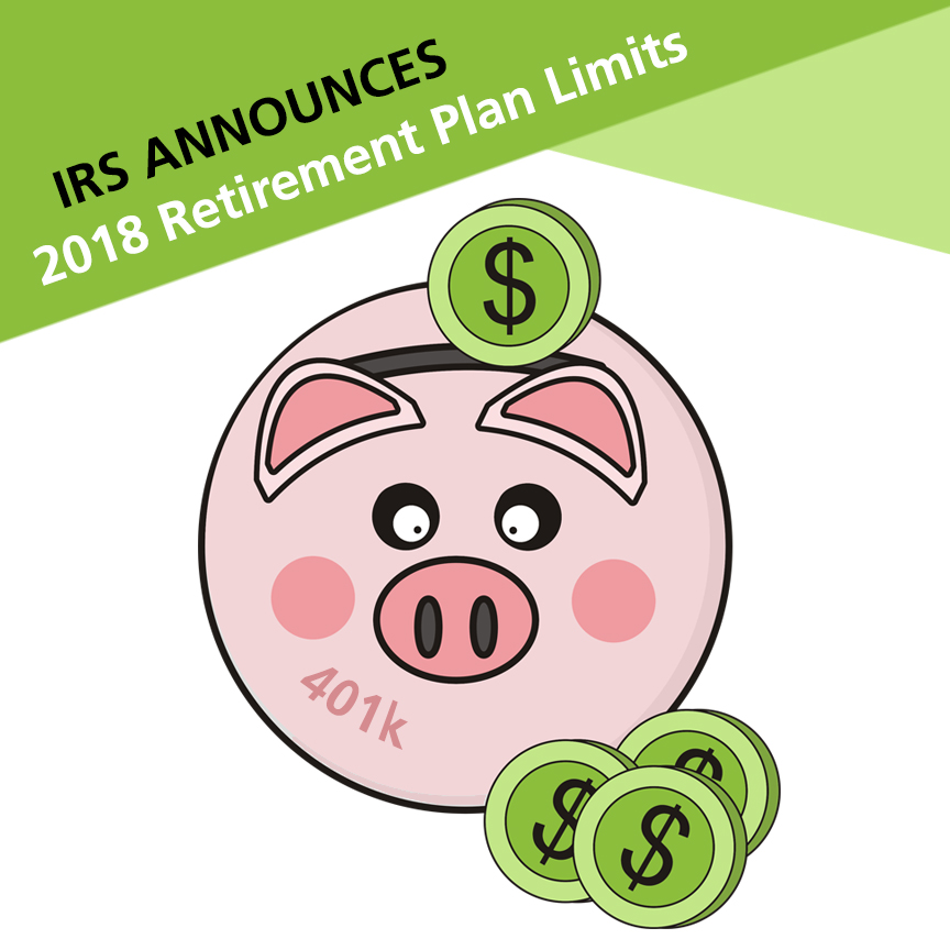 IRS-2018-Retirement Plan Limits