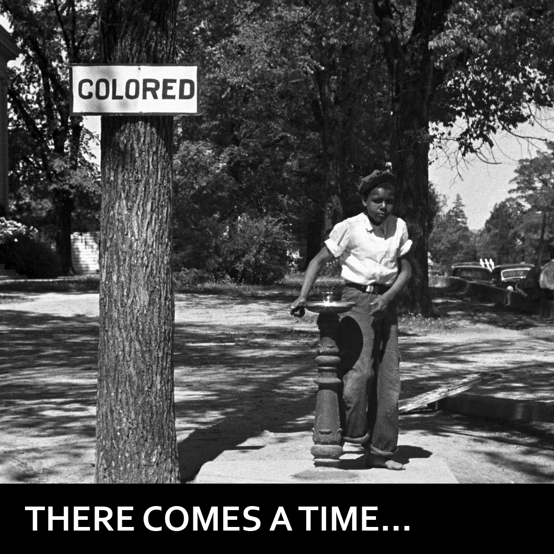 civil rights-segregation