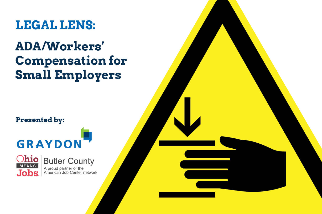 ADA and Workers' Compensation for Small Employers
