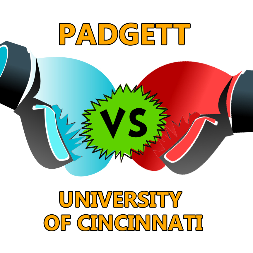 padgett vs university of cincinnati pinto
