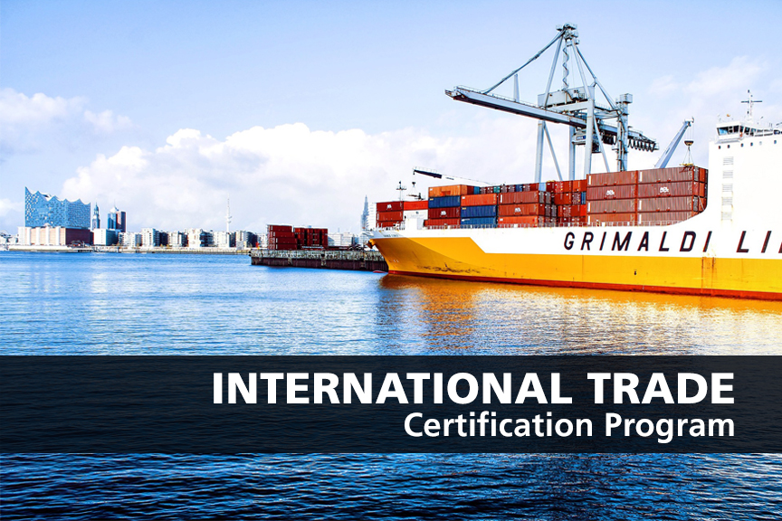 International Trade Certification Program, International Legal Considerations