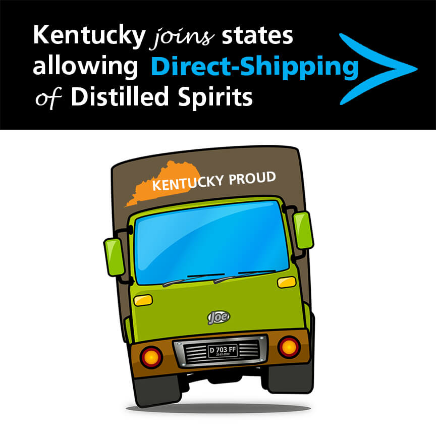 kentucky joins states allowing direct-shipping of distilled spirits