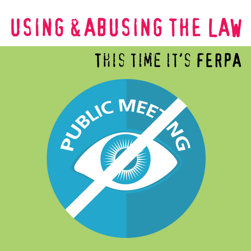 using abusing law ferpa