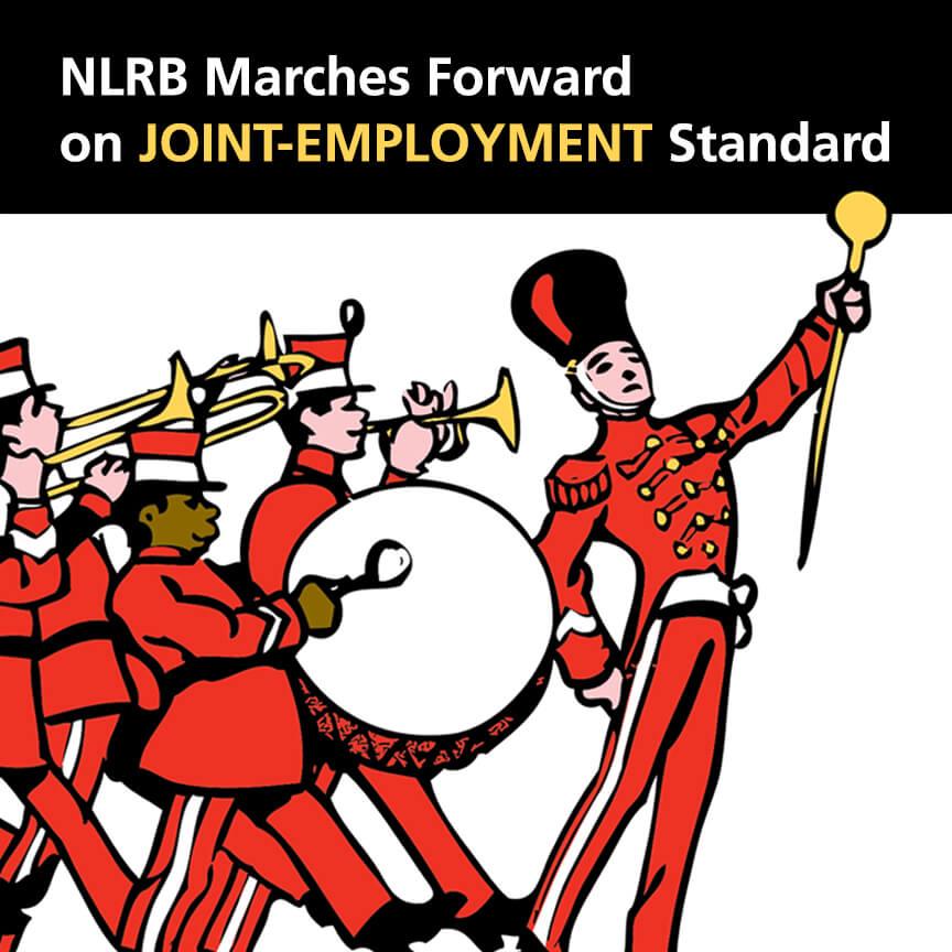 joint-employment standard NLRB