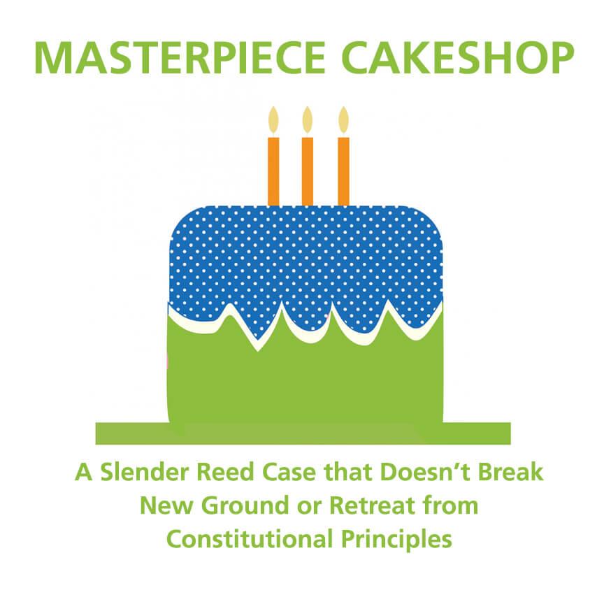 masterpiece cakeshop slender reed case