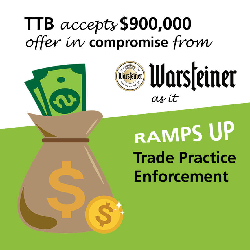 trade practice enforcement TTB
