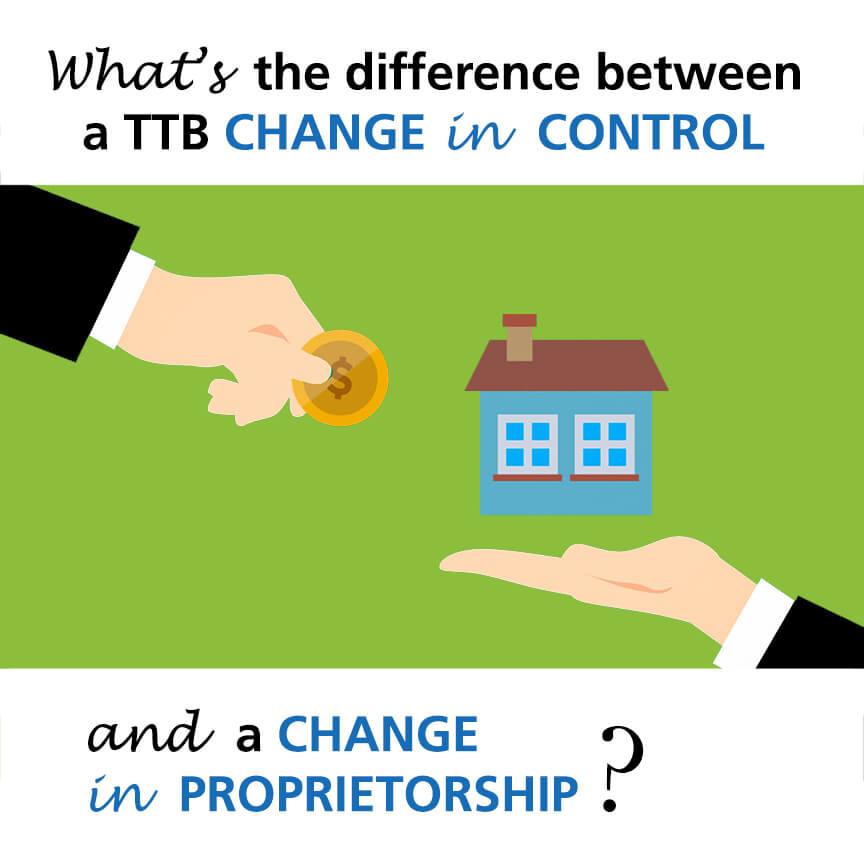 TTb Change in Control