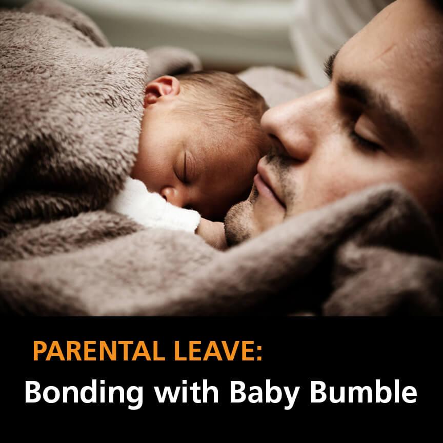 Parental Leave Bonding Baby
