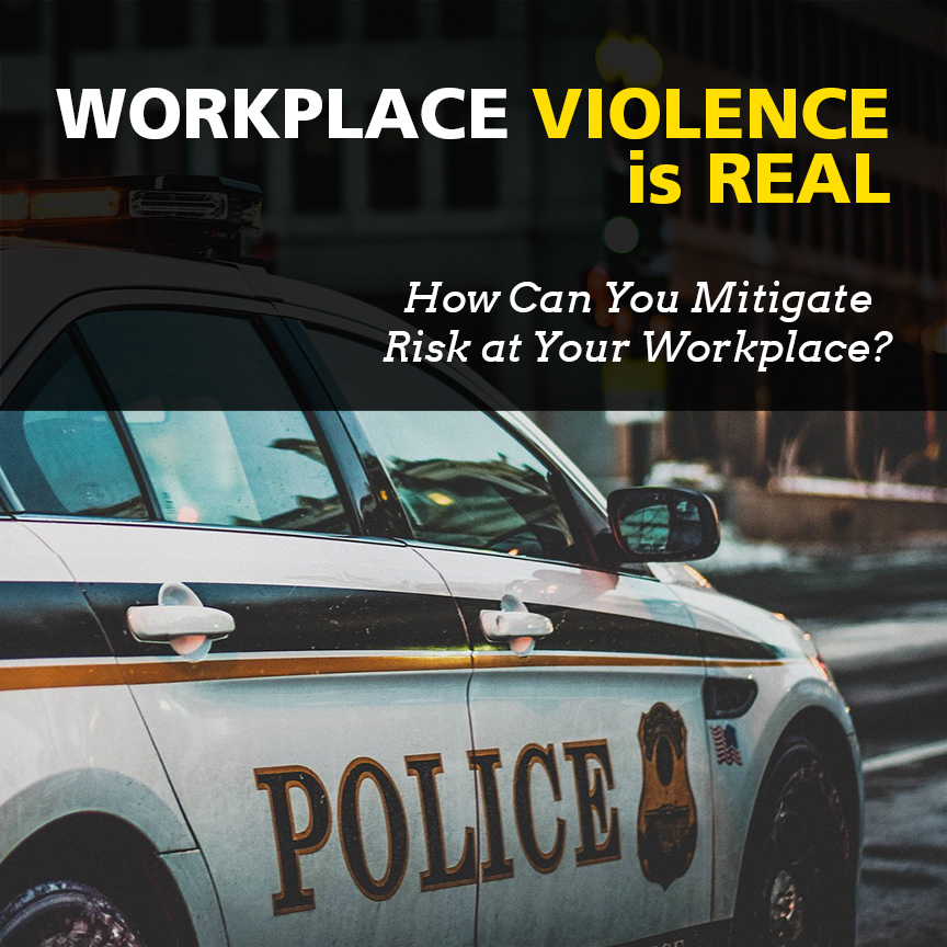 workplace violence is real, graydon HR matters