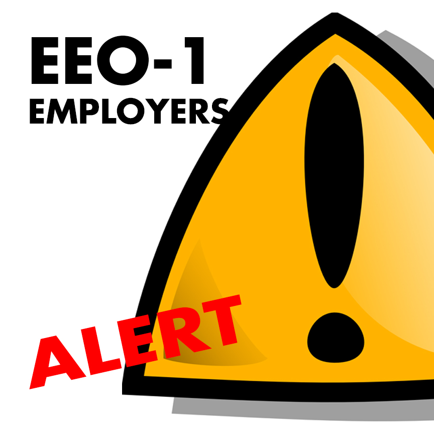 EEO-1 employers alert