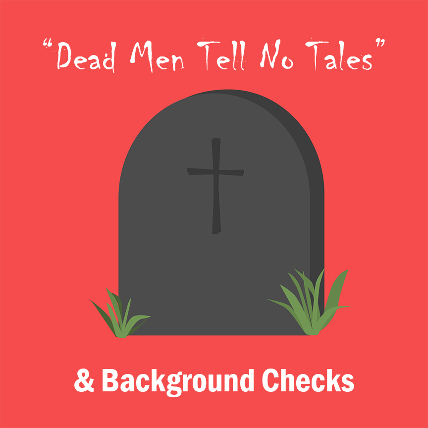 dead men tell no tales background checks