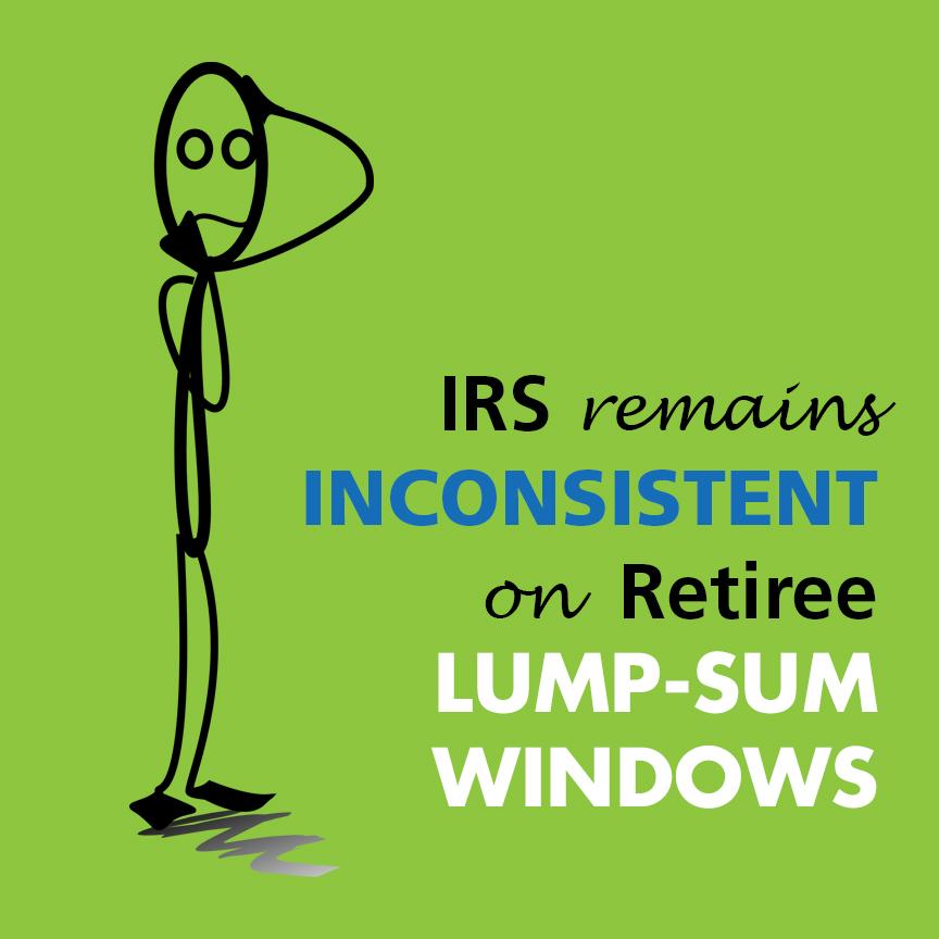 lump-sum windows Graydon Employee Benefits