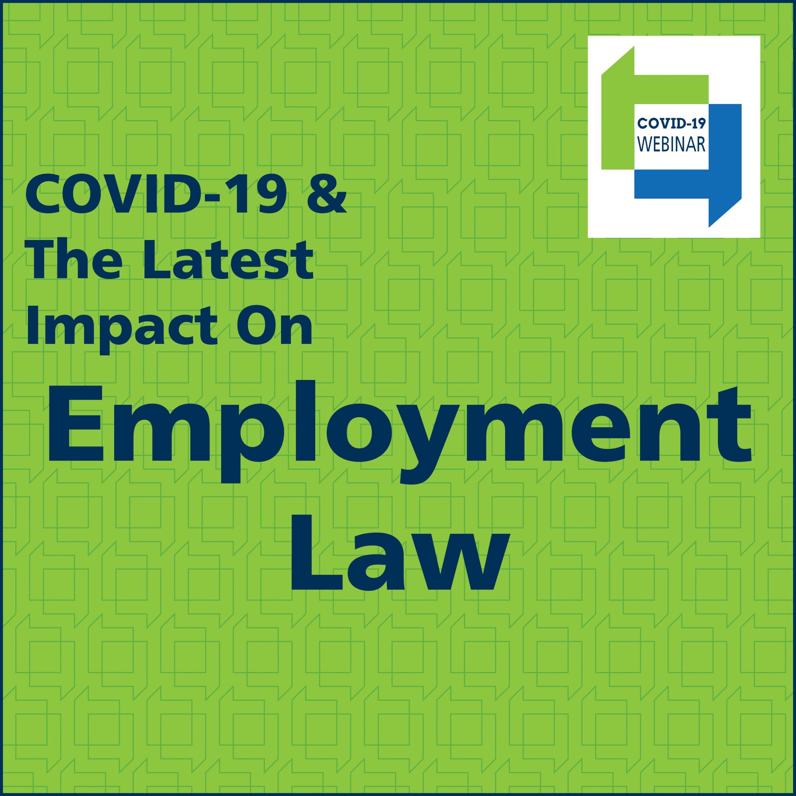 Strategic HR COVID-19 Webinar