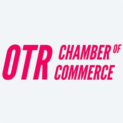 OTR Chamber of Commerce logo